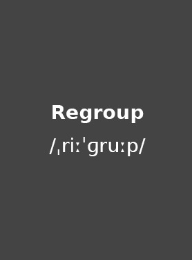 Regroup.agency