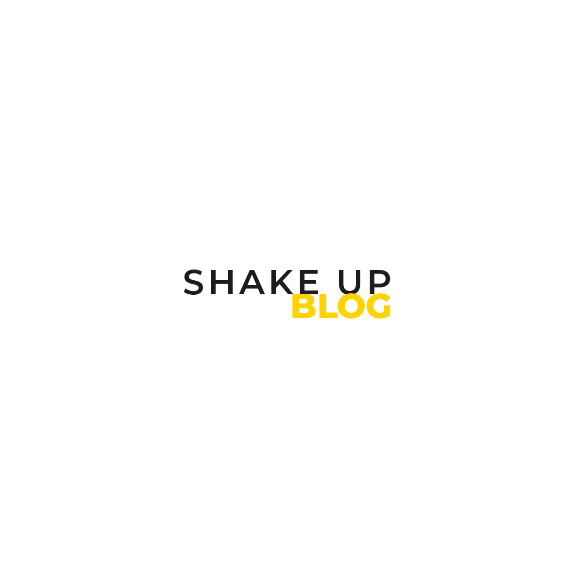shake up Regroupa.agency